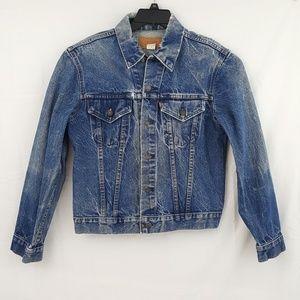Vintage USA Levi's Denim Jacket Sz 40 or Medium